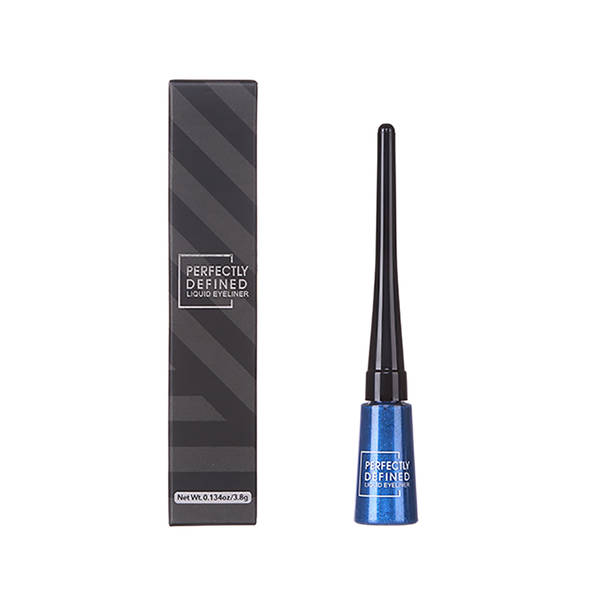 MINISO - Perfectly Defined Gleaming Likit Eyeliner (04 Mystical Black)