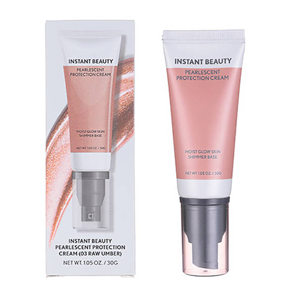 MINISO - Pearlescent Protection Cream (03 Raw Umber)