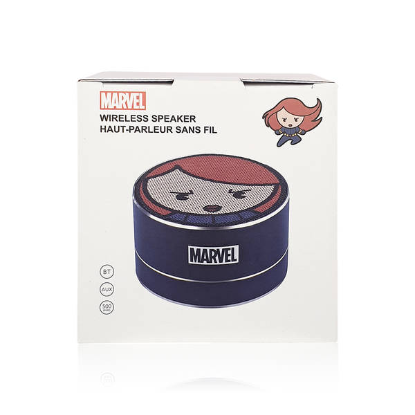 MARVEL Bluetooth Hoparlör (Black Widow)