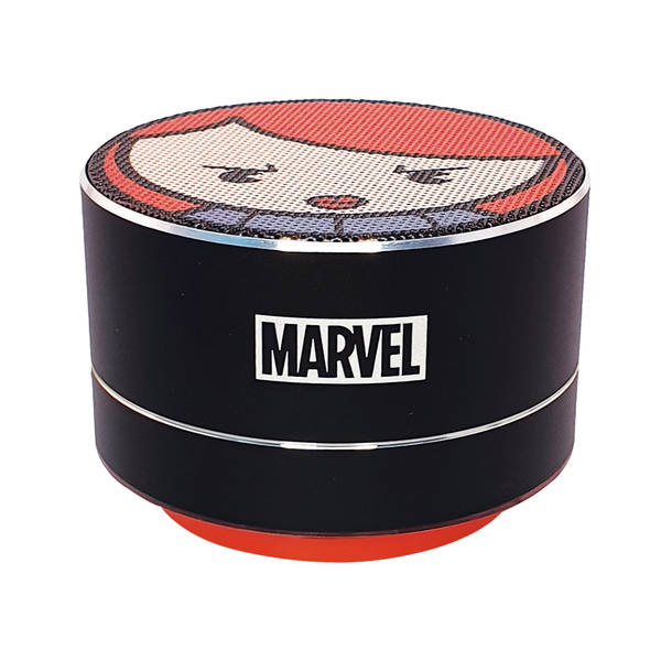 MARVEL Bluetooth Hoparlör (Black Widow) - Thumbnail