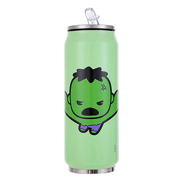 MINISO - MARVEL Metal Termos 400ml (Hulk)