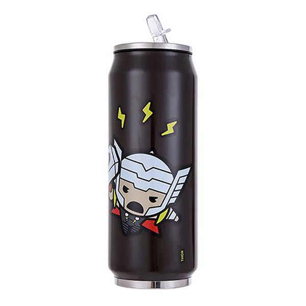 MINISO - Marvel Metal Termos 400ml (Thor)