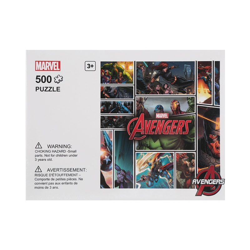 AVENGERS, 500 ADET PUZZLE, TİP 4